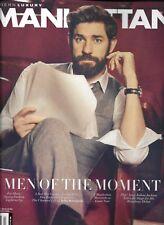 Manhattan Magazine John Krasinksi Men Of The Moment Spring Fashion Travel