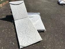 Alexander rose portofino sunbed/steamer  cushion reversible new in pack rrp £99