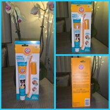 �Arm & Hammer Advanced Care Toothbrush & Toothpaste Vanilla Ginger Flavor�