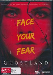 Ghostland DVD NEW Region 4