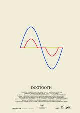 DOGTOOTH 2009 Kynodontas - Yorgos Lanthimos – Movie Cinema Poster Ver. 2