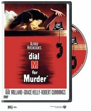DIAL M FOR MURDER ALFRED HITCHCOCK RAY MILLAND GRACE KELLY WARNER LIKE NEW DVD
