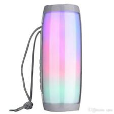 LED Bluetooth Speaker Wireless Radio FM Outdoor Music Player