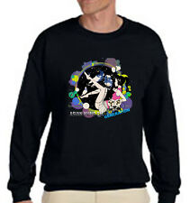 ASIAN KUNG FU GENERATION Japan Rockband Black Sweater Size S-3XL #1