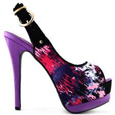 Women's Geometric Stilettos Heels