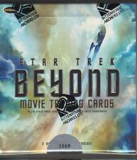 Star Trek Beyond New Movie Trading Cards  Winner Gets one (1) Factory Sealed Box