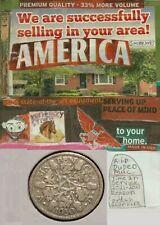1930 United Kingdom Sixpence 50% silver coin Peace Age 91 years at smokejoe13 ..
