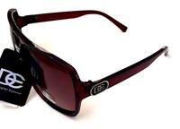 Ladies Fashion Sunglasses Designer Eyewear DE5014 Brown Frame 100% UV Protection