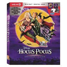 Disney Hocus Pocus 25th Anniversary Edition Target Exclusive 40 Pg book, new