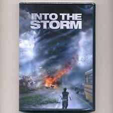 Into the Storm 2014 PG-13 tornado disaster movie, new DVD Richard Armitage, Okla