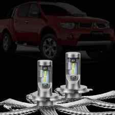 Mitsubishi Triton 2005 - 2015 LED Headlight Conversion Kit LLA Vanquish