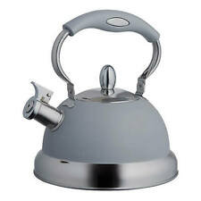 TYPHOON LIVING STOVE TOP KETTLE 2.5L - GREY  [1454]