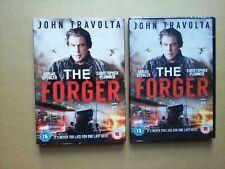 The Forger - 2015 Crime Thriller Movie - John Travolta (DVD) NEW & SEALED