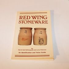 Red Wing Stoneware Book - Paperback