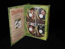 The Lords Of The Rings (The Fellowship Of The Ring) 4 Collector'S Cd-Rom Cardz
