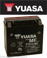 KYMCO Xciting 500 2005-2006  BATTERY YTX14-BS 12V 12AH