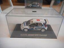Norev Suzuki SX4 WRC Concept in White on 1:43 in Box