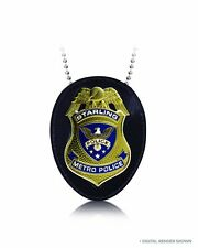 Arrow TV Series Starling City Police Badge Prop Replica DC Comics Licensed Prop