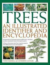 Trees: An Illustrated Identifier And Encyclopedia: A Beautifully-ExLibrary