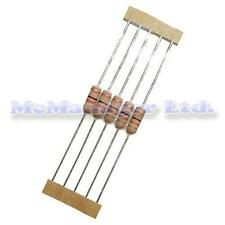 5x 1 Ohm 1R00 1R 2W/2 Watt Metal Film Resistor