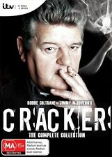 "Cracker - The Complete Collection DVD Box Set 2013, 11-Disc Set R4 ""On Sale"""