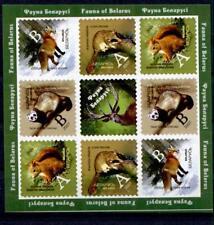 Fuchs, Iltis, Eichhörchen, Baumschläfer. KB. Weißrußland 2007