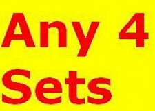 Any 4 Sets 40 Machine Embroidery Thread Brother Machine