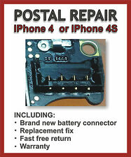 apple iphone 4 OR 4S battery connector replacement (repair) servic