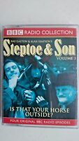 Steptoe and Son Volume 3  (BBC Radio Collection 2 x Cassettes 1999)
