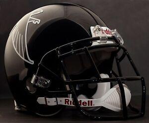 DEION SANDERS ATLANTA FALCONS Schutt EGOP Football Helmet FACEMASK - BLACK