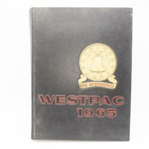 WESTPAC 1965 USS Independence Cruise HC Book, Vietnam Era (CVA-62)