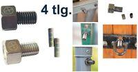 4tlg. Set Geocaching Versteck -magnetische Schraube Nano Stadt Mico magnet Cache