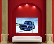 BMW 1602 Vintage Race Car 98 BMW M3 Motor Car Giant Wall New Poster Print