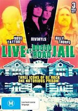 Live At Boggo Road Jail (DVD, 2018, 3-Disc Set)