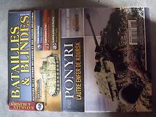 µ? Revue  Batailles & Blindés n°68 Ponyri Koursk 1943 Panzer III & IV Dunkerque