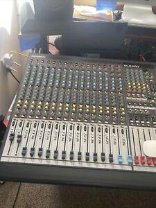 WORKING ALLEN & HEATH GL2400 - 32 Channel Analog Mixer.
