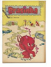 Brasinha #2 1970 Brazilian Hot Stuff Snow Cover!