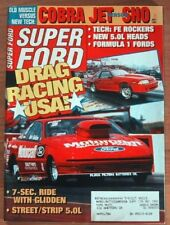 SUPER FORD 1991 JULY - GLIDDEN's RIDE, FORD SHOOTOUTS