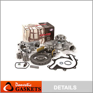 04-07 Ford Freestar Mercury Monterey 4.2L Timing Chain Oil Pump GMB Water Pump