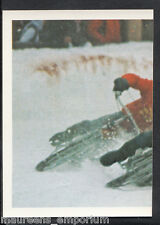 (ZZ) FKS 1977 Motorbikes Stickers - No 129 - Ice Flying From The Spikes