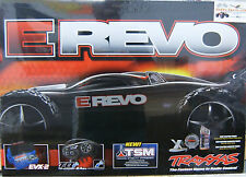 Traxxas E-Revo 4WD Monster Truck w/TQi 2.4Ghz TSM RTR TRA560364