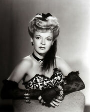 """DALE EVANS """"QUEEN ON THE WEST""""  8""""X10"""" B&W RR-X07"""