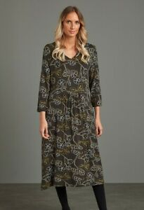 HALF PRICE Adini Tillie Dress Stretch Jersey Autumn Winter 2020 Collection