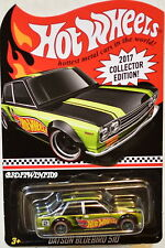 1/64 Hot Wheels Kmart Mail In Kdays Collector Edition Datsun Blu