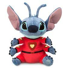 """Disney Plüschfigur """"STITCH""""mit 4 Armen als kleiner Teufel mit Hörnchen am Kopf"""
