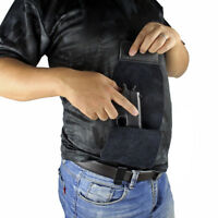 Tactical Leather IWB Holster Full Concealment Holster for Most Handguns
