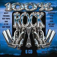 100 Prozent Rock Vol.3 von Various | CD | Zustand gut