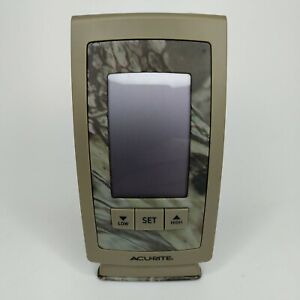 Acurite Wireless Thermometer Camo Indoor Screen Only
