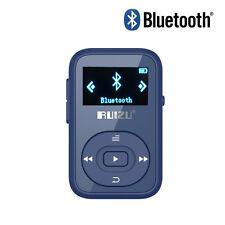 Original RUIZU X26 Mini Clip Bluetooth MP3 Player 8gb with Screen FM Radio