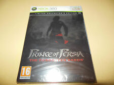 PRINCE OF PERSIA the forgotten sands LIMITED COLLECTORS XBOX360 ** Neuf Scellé **
